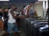 CBTU diz que torcedores não foram acompanhados pela PM