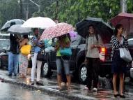 Apac emite alerta de chuvas fortes nas próximas 24 horas