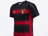 Acompanhe o lançamento dos novos uniformes do Sport