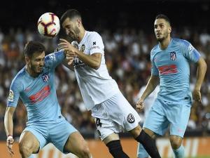 Atlético de Madrid e Valencia empatam pelo Espanhol