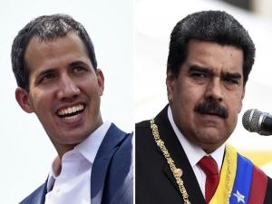 Guaidó aceita negociar com Maduro com mediação da Noruega