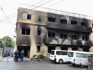 Suspeito de provocar incêndio já foi indiciado por assalto