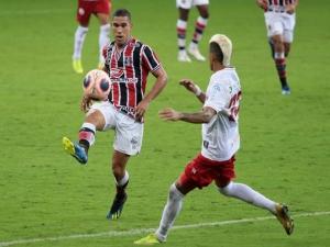 Toty marcou gol na última vitória do Salgueiro no Arruda