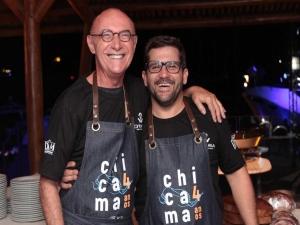 Pernambuco Bom de Mesa promove encontro de chefs renomados