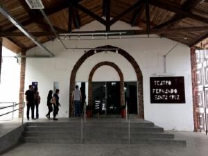 Teatro Fernando Santa Cruz abre portas falando de ditadura