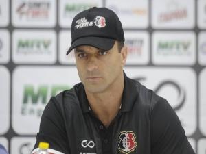 Júnior Rocha quer repetir time que enfrentou o Náutico