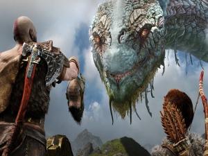 Queridinho a jogo do ano, 'God of War' chega ao PS4