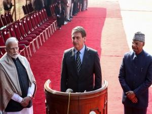 Bolsonaro: 'parcerias irão nos potencializar'