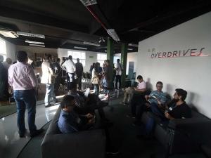 Overdrives comemora um ano de inovação e empreendedorismo
