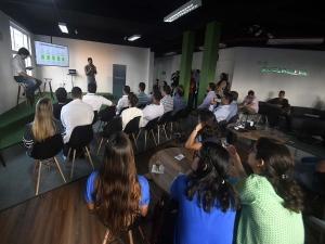 Overdrives realiza 1º Meetup com aceleradas e residentes