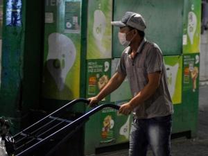 Chile e Colômbia recomendam uso de máscaras