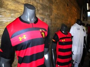Sport: diferença da camisa de jogo para o modelo torcedor