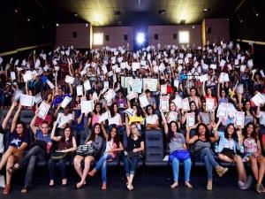 Aulão 'Squadrão Fest' promete música e dicas para o Enem
