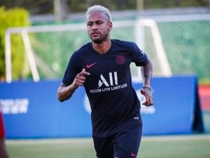 Neymar mira fim de jejum no PSG
