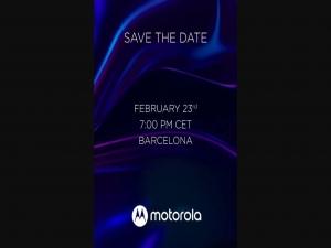 Motorola deve anunciar novo top de linha em evento próprio