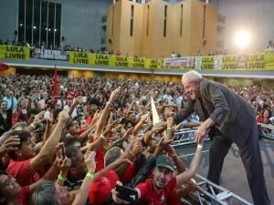 Lula: Temer acha que tem chance se eu não for candidato