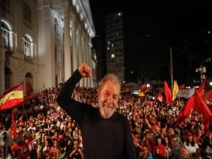 Ato vai lançar pré-candidatura de Lula no Recife