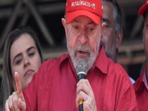 'Marcha por Lula Livre' chega ao Recife nesta sexta
