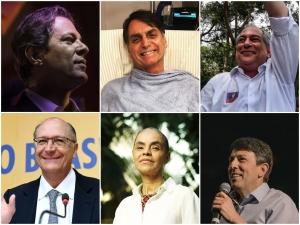 Ibope: Bolsonaro estaciona em 28% e Haddad vai a 22%