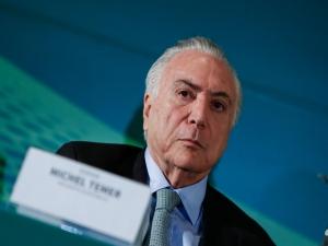 'Confio muito no governo que vem aí', diz Michel Temer