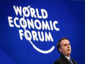 """Bolsonaro se diz empenhado em """"integrar o Brasil ao mundo"""""""
