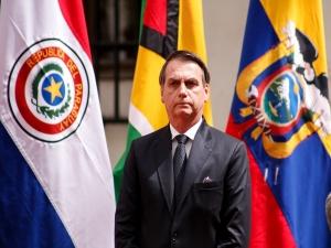 Bolsonaro nega desejo de intervenção militar na Venezuela