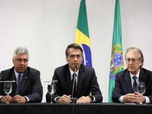 Bolsonaro: Olavo 'não contribui com objetivos do governo'