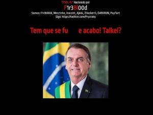 Site do PSOL é hackeado por apoiadores de Bolsonaro
