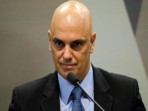 Hackers devem ser presos, diz Alexandre Moraes