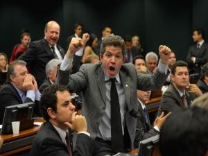 Câmara valida Delegado Waldir como líder da bancada do PSL