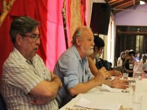 'Marta não é bem-vinda', diz Stédile em evento do MST