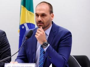 Eduardo Bolsopnaro é denunciado ao Conselho de Ética