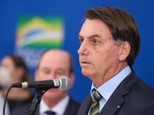 Planalto confirma ida de Bolsonaro a Santa Catarina