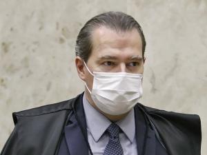 Toffoli é internado, mas testou negativo para Covid-19