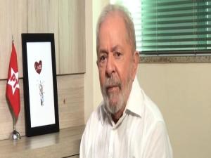 70% da população não quer que Lula se candidate em 2022