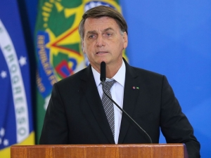 Aprovação de Bolsonaro cai para 24%, pior índice até agora