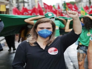 Políticos de oposição destacam protestos contra Bolsonaro