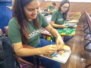 AmazôniaUp espalha semente do empreendedorismo