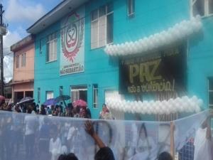 Comunidade promove ação solidária em Ananindeua