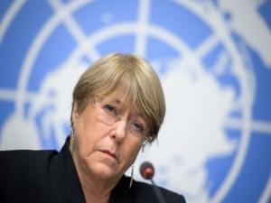 Bachelet critica brutalidade policial contra manifestantes