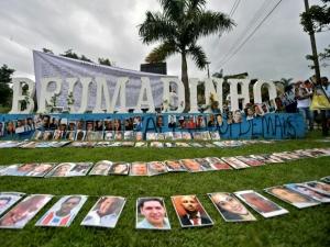 Um ano depois, Brumadinho homenageia as vítimas
