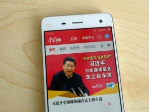 App do Partido Comunista Chinês é acusado de espionagem