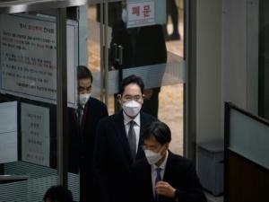 Herdeiro da Samsung não recorrerá de condenação