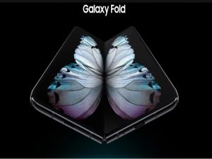 Galaxy Fold tem unidades esgotadas no Brasil