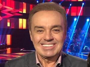 Gugu Liberato é internado após sofrer acidente doméstico