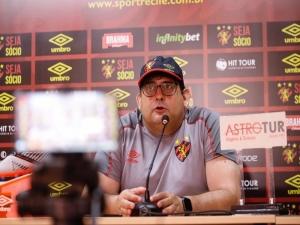 Guto minimiza início sem vitórias: