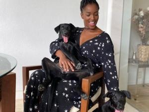 Iza encoraja fãs com post 'em família'