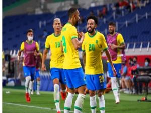 Seleção masculina elimina o Egito e vai para a semifinal