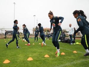 Seleção feminina a um empate de ganhar a Copa América