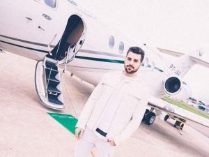 Avião do DJ Alok sai da pista em aeroporto de Minas Gerais